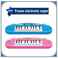 Frozen princess Anna Elsa Girls toys Children electronic org...