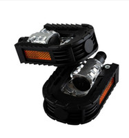 Wholesale Hot new special aluminum folding pedal high quality folding bicycle pedal bicycle pedal