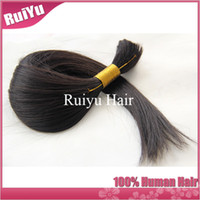 Wholesale RY hair products peruvian straight hair cheap braiding hair quot quot in store remy hair alibaba express extension