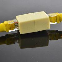 Wholesale Rj45 ethernet cable end to end double connectors