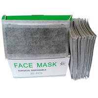 Wholesale Four Layers Activated Carbon Disposable Face Mask