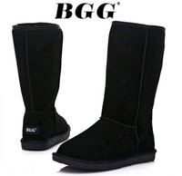 Wholesale High Quality BGG Women s Classic tall Boots Womens boots Boot Snow boots Winter boots leather boots drop shipping