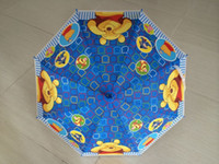 Wholesale New Novelty Items Good Gifts For Kids High Quality Cartoon Winnie The Pooh Beach Umbrellas Kids Children Umbrella
