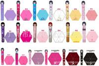 Wholesale NEW KOKESHI DOLL FOLDING UMBRELLA Kimono girl Japanese Umbrella KOKESHI DOLL UMBRELLA