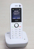 GSM cordless phone - ZTE U150 cordless phone telephone wireless NEW gsm phone Handset the elderly dedicated phone