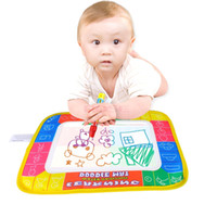 Wholesale 29 x cm Water Drawing Board Toys Mat Best Selling Baby Play Mat With Magic Pen As Gift
