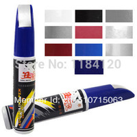Brush 0 0 Auto Car Scratch Remover Repair Clear Touch Up Professional Paint Pen 12ml A621 0FSr0