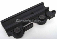 Camp Tools acog qd mount - LaR Type QD Throw Lever Mount Base for ACOG Sight Scope free ship