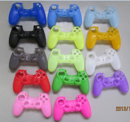 Wholesale The new arrival product PlayStation PS4 xbox one Controller factory ount Best quality New Soft Silicone Protective Sleeve Case Skin Cover