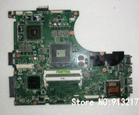 Wholesale N56VM Laptop motherboard system board by DHL or EMS