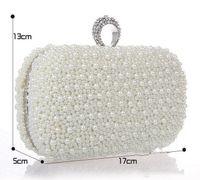 Clutches crystal crystal ring - 2014 Luxury Crystal Diamond Ring Evening Clutch Bag Purses Women s Wedding Party Prom Bridal HandBags