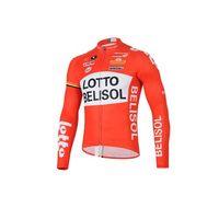 Shirts Anti Bacterial Men 2014 Lotto Belisol Cycling Jerseys Cheap Red Women Mountain Bike Shirts High Quality Fast Color Fashion Cycling Jerseys Wear