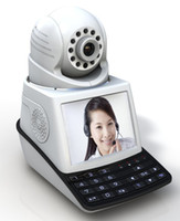 Cheap Indoor network phone camera Best Infrared CMOS ip camera