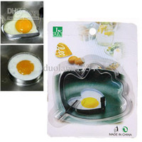 Wholesale Useful Square Fried Eggs Device Omelette for Life free shiping