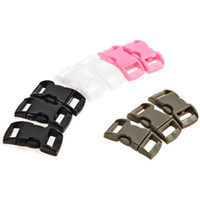 Wholesale High Quality mm Snap Buckle Connect Buckle Plastic Safety Buckle Suitcase Luggage Velcro