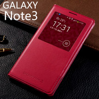 Cheap For Samsung Note 3 Best Leather Rose housing case