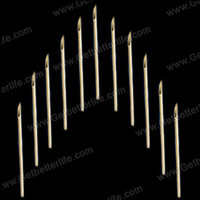body piercing kit - 5 Assorted Size Tattoo Sterilized Piercing Needle Supplies of Different Gauge CK N0005 Tattoo Needle for body piercing kit supplies
