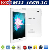 Wholesale Aoson M33G GB G Version RK3188 Quad Core inch IPS Retina2048 x1536 GB GB Dual Camera Android Tablet PC G