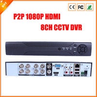 Wholesale High Performance P2P P HDMI CH CCTV DVR Recorder D1 recording Easy reomote view via Device Serial Number Security DVR