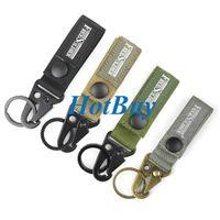 Wholesale FreeSoldier Keychain Quick Release Oscillating Shackle Cordura Fabric Belt