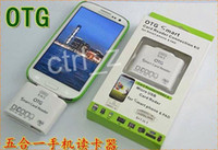 adapter card function - 5 in USB OTG Connection Card Reader multi function Kit general use for mobile phone Samsung galaxy S3 S4 S5 note2 Adapter Connection
