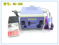 110v-220v hg - HG nail polishing machine electric grinding machine nail art manicure instrument