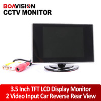 Wholesale Mini Inch TFT LCD Color CCTV Camera Monitor OR Rearview Rear view Color Monitor