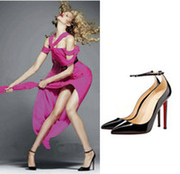 ladies shoes low price - Sale fashion sex women high heels shoes low price lady pumps red sole high heels