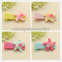 Barrettes other Floral New Arrival Kids Hair Accessories Cute Fashion Cartoon Pattern Baby Hair Clip For Children Wholesale HA40827-57