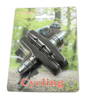 Wholesale Pairs Special silent brake pads brake pads mountain bike bicycle brake shoes brake block