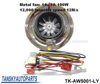 Wholesale Tansky Racing Electric Supercharger for all car Iron Fan TK AW5001 LY