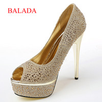 Cheap Wedding weeding shoes Best Heels High Heel New style shoes