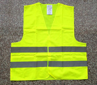 Fashion Reflective Safety Vest Coat Sanitation vest Traffic ...