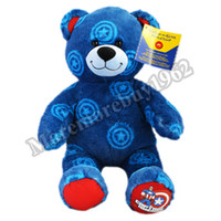 Wholesale Teddy Bear Build a Bear Captain America inch