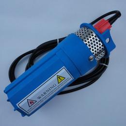 Wholesale Blue V Submersible Deep DC Solar Well Water Pump Solar battery alternate energy