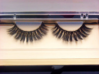 Wholesale ultra realistic top luxury handmade horsehair thick false eyelashes naturally messy cross MT05 faux cils