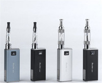 linear black Metal Innokin Genuine Innokin Itaste MVP 2.0 with iclear 1 iclear 30\2 iclear 16 atomizer Variable Voltage 2600mah battery itaste cigarettes itaste kit