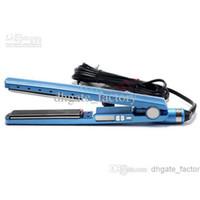 Top Quality PRO 1 1 4 inch Titanium Ceramic Hair Straighteni...
