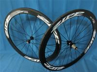 Wholesale Discount Zipp old model Firecrest Carbon Bike Wheels Clincher K weave wheels mm Online