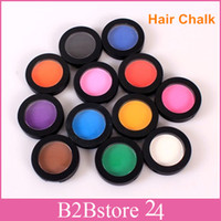 100pcs lot Round Hair Color Chalk 56MM Diam Hair Dyes Circle...
