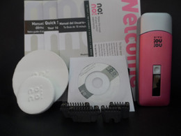 Wholesale No No NONO No No Deluxe Hair Removal System SILVER and Pink hot item
