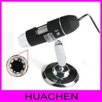 Wholesale 7942 LED X USB Digital Microscope Endoscope Magnifier Camera