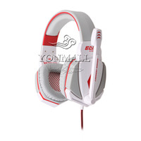 best surround headset - Best EACH G4000 Stereo Surround Professional Gaming Headphones Noise Canceling Gaming Headsets With Microphone