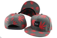 Snapbacks Unisex Embroidered Buy Cheap Huf Plantlife Snapback Hat Cap 8 Colors Black Blue Red White Grey Cool Headwears Fashion Street Hats Fitted Snapbacks Caps