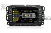 2 DIN chevrolet dvd gps navigation - CASKA Car dvd player for GM universal for Chevrolet Silverado Chevrolet Buick Saturn GMC GPS navigation bluetooth S3615G EC20130