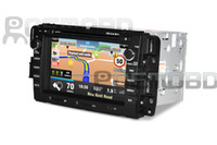 Wholesale NEW CASKA car dvd player GPS navigation bluetooth for GM universal for Chevrolet Silverado Chevrolet Buick Saturn GMC high quality