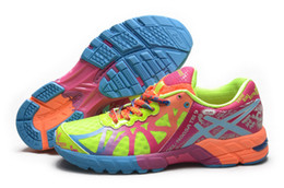 Wholesale GEL NOOSA TRI9 Colorful Running Shoes Lightweight Trekking Shoes New Style Hot Sale Outdoor Shoes Eight Brand Sports Sneakers