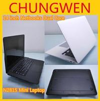 14-14.9'' netbooks - inch Netbooks Dual Core Intel Celeron N2815 Mini Laptop GB RAM MAX SSD HDD DDR3 Ultrathin Win8 Netbook webcam HDMI Notebook