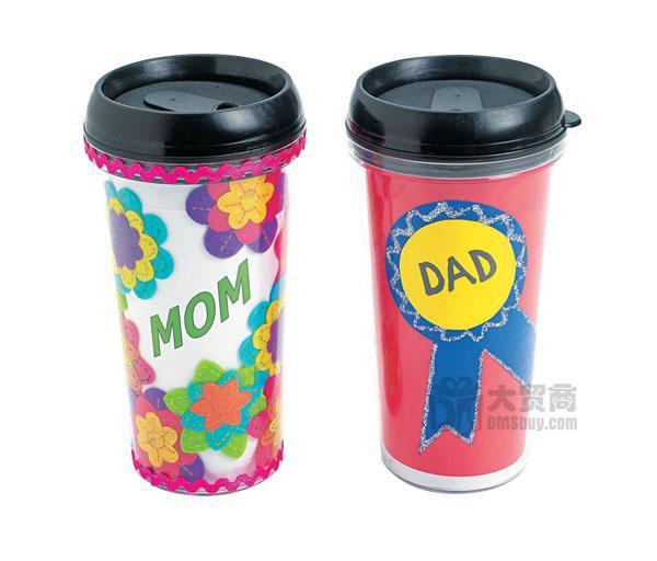 Wholesale Design Your Own Plastic Travel Mugs Travel Mug