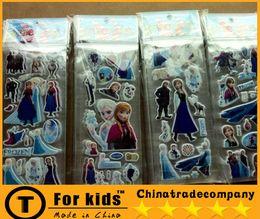 frozen FROZEN Stickers Decorative Stickers Sticker toys stickers Children gift toys